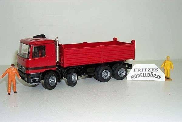 4074/0 - DB Actros MP1 Kipper 4 Achsen - ohne Karton -