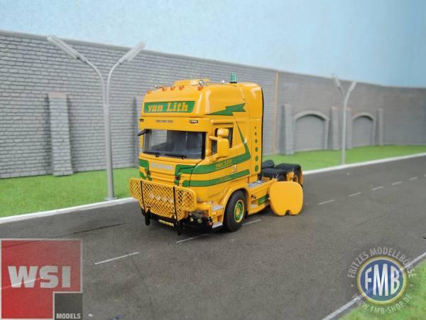 01-2566 - WSI - Scania Streamline TL 6x2 3achs Zugmaschine - van Lith - NL -