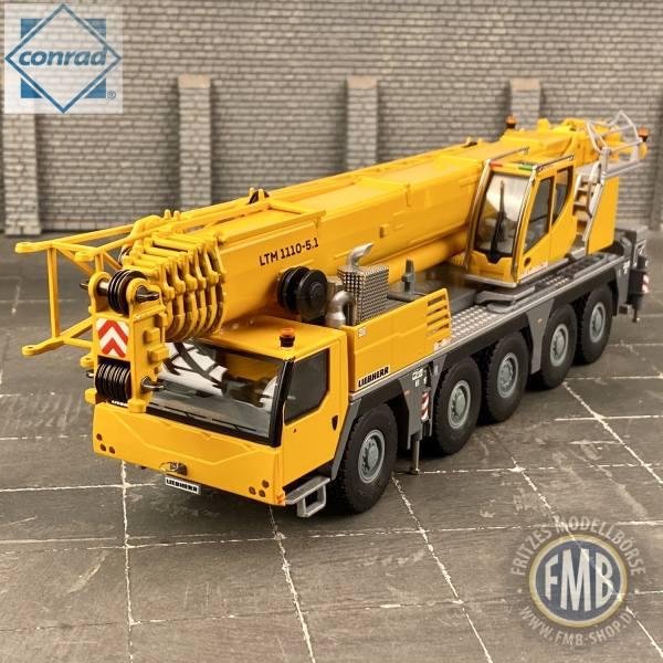 2120/0 - Conrad - Liebherr LTM 1110-5.1 5achs Mobilkran