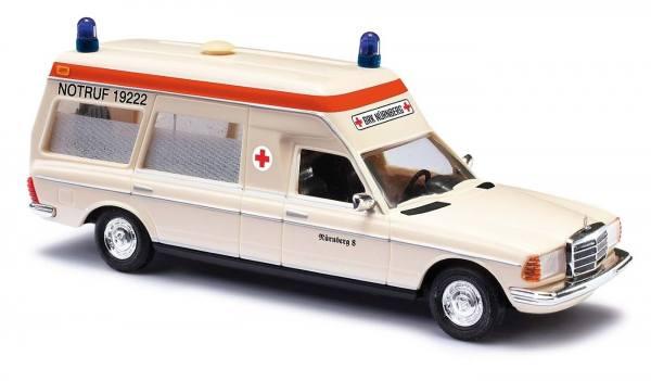 52200 - Busch - Mercedes-Benz VF 123 Miesen Krankenwagen - BRK Nürnberg - Baujahr 1977