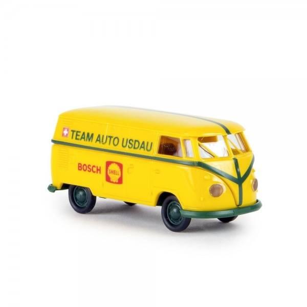"""32696 - Brekina - VW T1b Kasten """"Auto Usdau Team"""""""