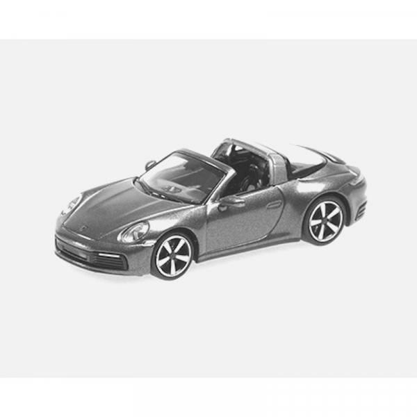 069062 - Minichamps - Porsche 911 Targa4 (992 - 2020), silber metallic