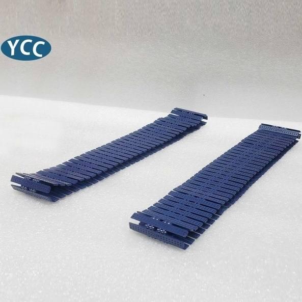 YC522-7 - YCC Models - Metallketten für Liebherr LR1600 in blau - WASEL