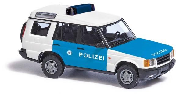 51917 - Busch - Land Rover Discovery - Polizei Thüringen - Bj. 1998