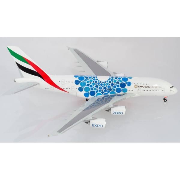 "570800 - Herpa - Emirates Airbus A380 ""Expo 2020 Dubai / Mobility"""