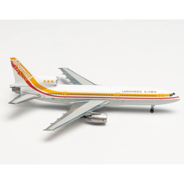 """535571 - Herpa Wings - Lockheed Corporation L-1011-1 TriStar """"50 Years of the TriStar"""""""
