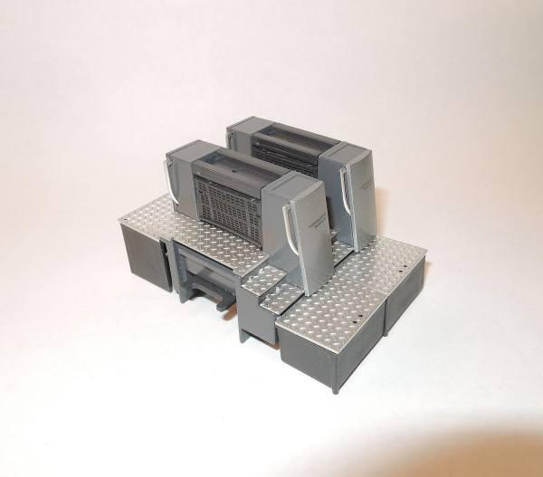 98009/0 - Conrad - Ergänzungsset Heidelberger Druckmaschine für Typ XL-4 ( 2x Druckwerk)