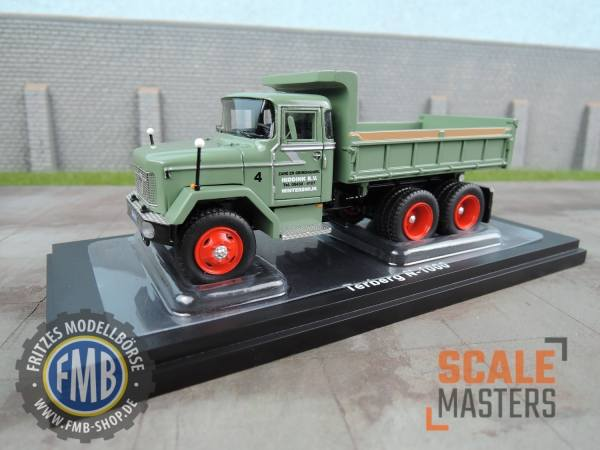 ScaleMasters - Terberg N-1000 3Achs, 6x4 Kipper - W.G. Hiddink Winterswijk