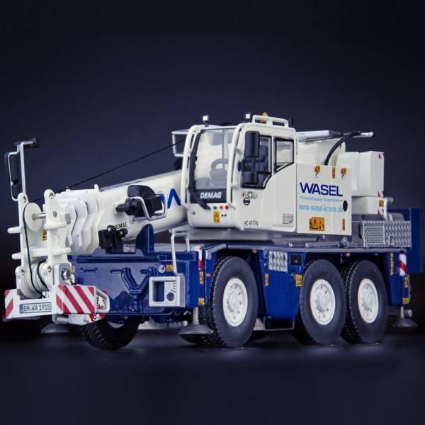 33-0155 - IMC Models - DEMAG AC 45 City Mobilkran - WASEL