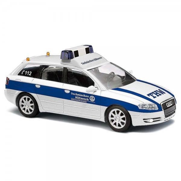 """49277 - Busch - Audi A4 `04 Avant """"THW - Technisches Hilfswerk"""""""
