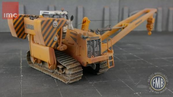 31-0127a - IMC - Liebherr RL 66 Rohrleger  - verschmutzt -