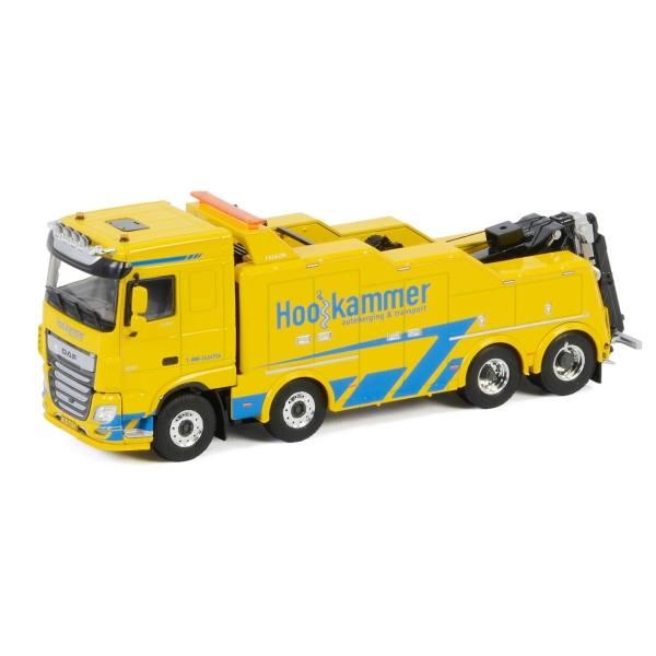 01-3144 - WSI - DAF XF Super Cab 8x4 Falkom Bergefahrzeug - Hooikammer - NL -