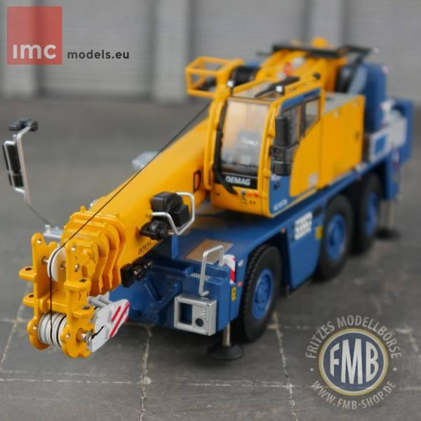 31-0142 - IMC Models - DEMAG AC 45 City Mobilkran mit großen Reifen