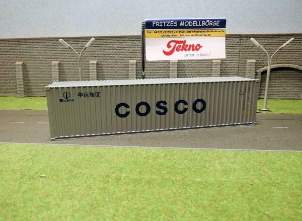 68922 - Tekno - 40ft Container - Cosco -