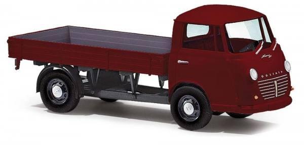 94202 - Dreika - Goliath Express 1100 Pritschenwagen, weinrot