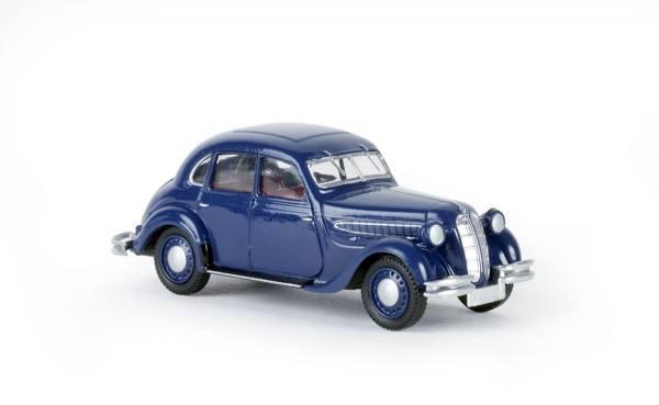 24552 - Brekina - BMW 326 Limousine 4türig, blau