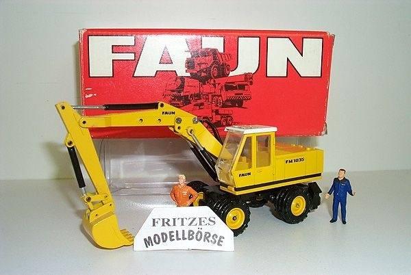 174 - Faun FM1035 T Bagger