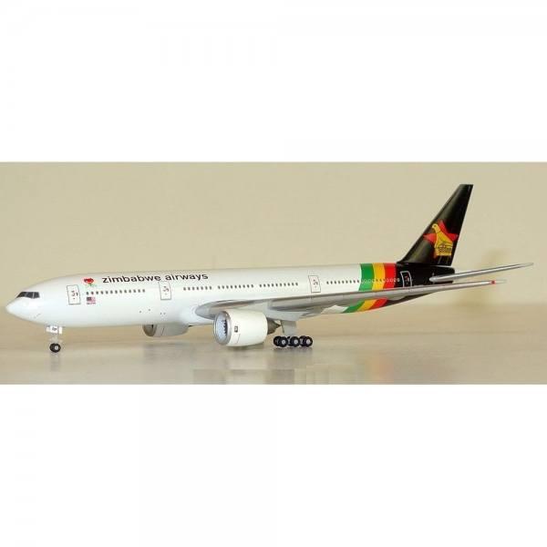 530965 - Herpa - Zimbabwe Airways Boeing 777-200