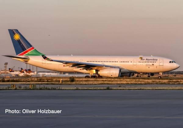 533683 - Herpa - Air Namibia  Airbus A330-200 - V5-ANO -