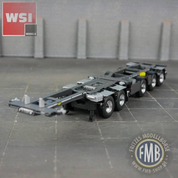 04-2072 - WSI - 2 + 3 achs Container Combi Auflieger - 2Connect