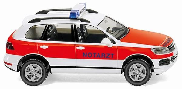 007118 - Wiking - VW Touareg -Notarzt-