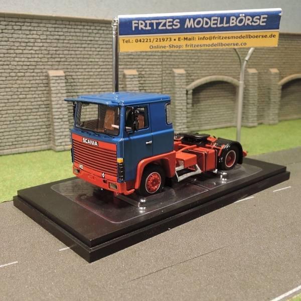 G0004720 - Golden Oldies - Scania S 0 4x2 2achs Zugmaschine - blau/rot -
