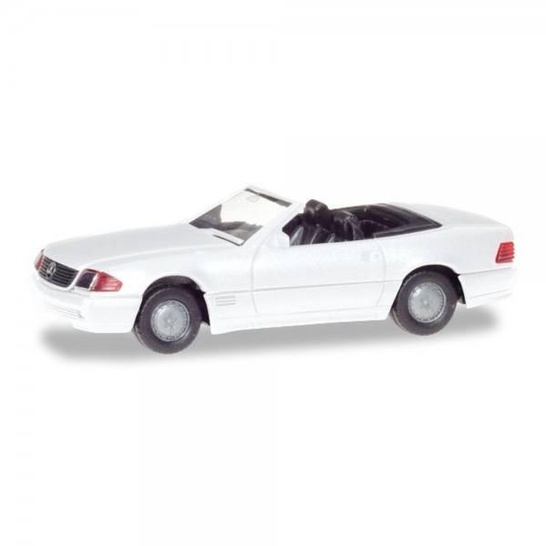 028851 - Herpa - Mercedes-Benz 500 SL (R129), weiß