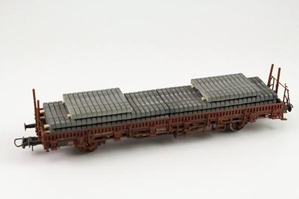 H01012 - Bauer - Betonschwellen, 143mm lang