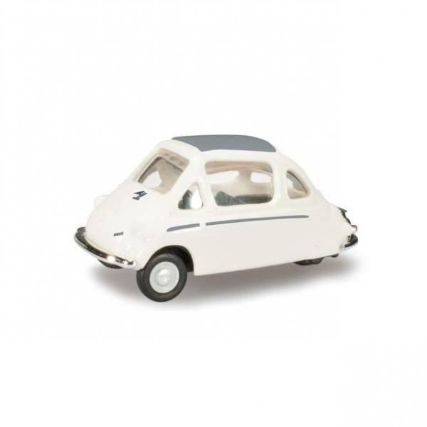 027519-002 - Herpa - Heinkel Kabine, weiß -- verbesserte Form --