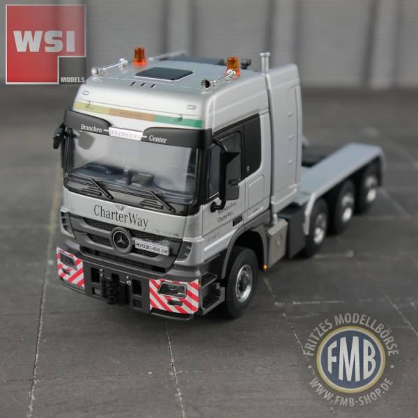 04-1016 - WSI - Mercedes-Benz  Actros Titan 8x6 4achs Zugmaschine - Charterway - NL -