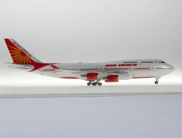 531849 - Herpa - Air India  Boeing 747-400 - VT-EVA -