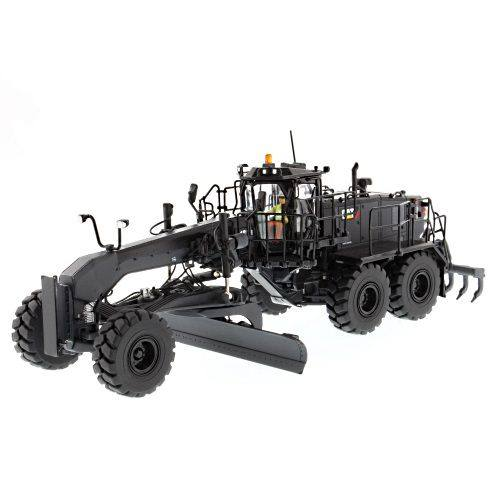 85522 - Diecast Masters - CAT 18M3 Motor Grader - schwarz -