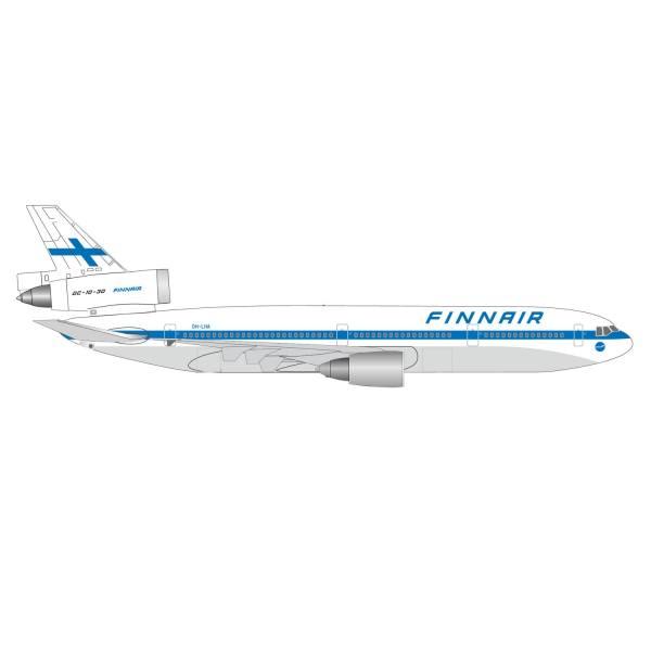 534628 - Herpa Wings - Finnair McDonnell Douglas DC-10-30 - OH-LHA -