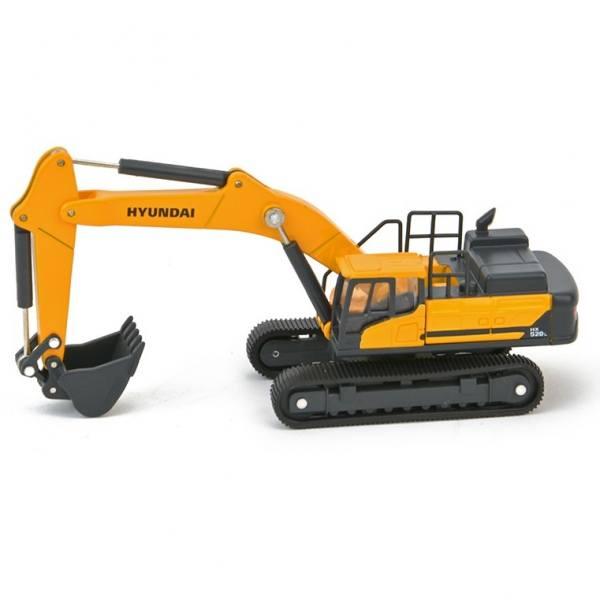 31-0080 - IMC - Hyundai HX 520L Raupenbagger - 1:87
