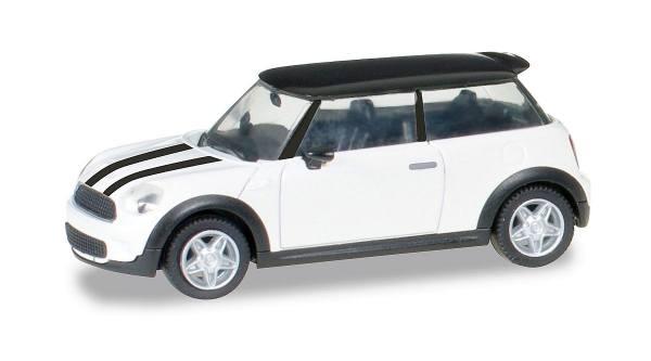 023627-002 - Herpa - Mini Cooper S -weiß-
