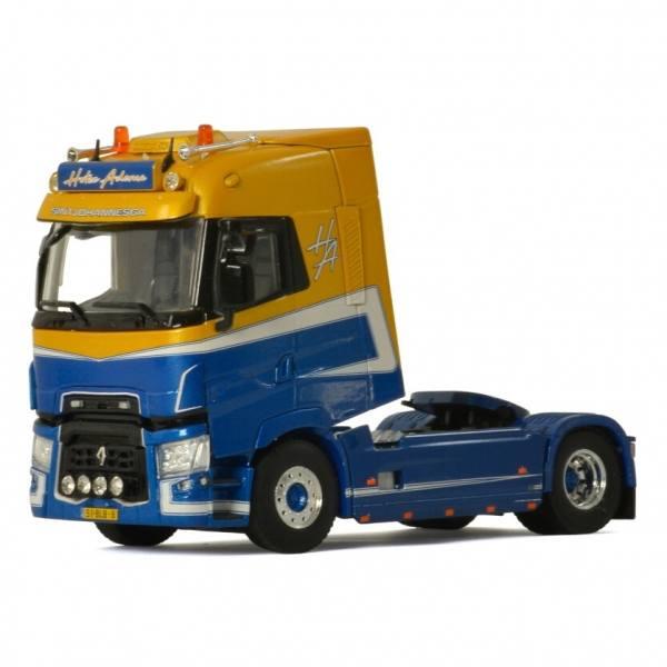 01-3411 - WSI - Renault T High 4x2 2achs Zugmaschine - Hotze Adema - NL -