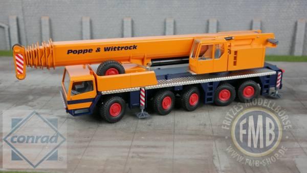 2090/22 - Conrad - Liebherr LTM 1160/2 5achs Mobilkran - Poppe & Wittrock
