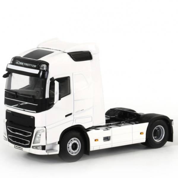 03-1136 - WSI - Volvo FH4 Globetrotter 4x2 2achs Zugmaschine - white line -