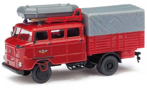 """95161 - Busch - IFA W50L RTGW """"Vorbildliche Freiwillige Feuerwehr"""""""
