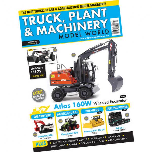 Autumn 2020 - Truck, Plant & Machinery Model World - Magazin