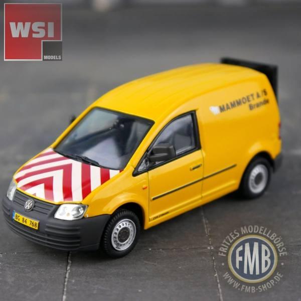 410243 - WSI - VW Volkswagen Caddy Kasten - Mammoet Denmark A/S - Brande