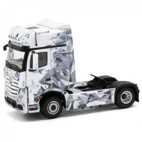 33-0149 - IMC - Mercedes-Benz Actros GigaSpace 4x2 2achs Zugmaschine - ACTROS Polar Bear