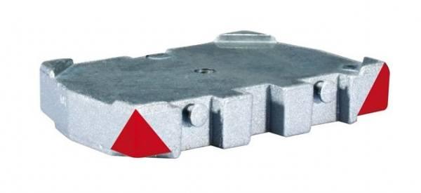 076562 - Herpa - 10 Ballastgewichte für LR1600 -Wasel Krane-