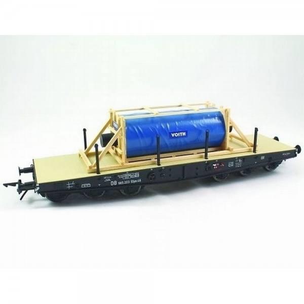 01015 - Bauer - Trockenzylinder mit Transportgestell - 175mm lang