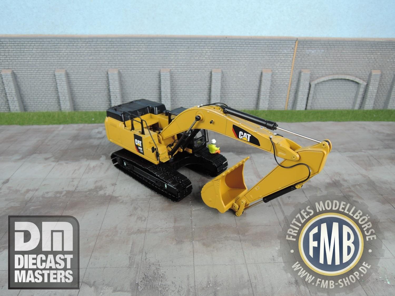 85943 - Diecast Masters - CAT 349F L XE Hydraulic crawler excavator