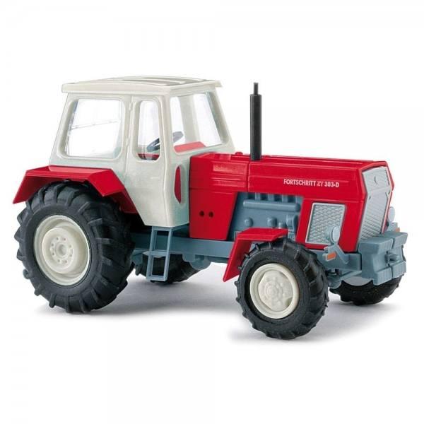 42848 - Busch - Fortschritt ZT 303-D Allradtraktor, rot