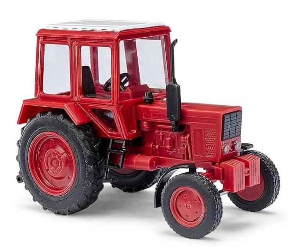 51304 - Busch - Belarus MTS 80 Traktor `90, ziegelrot