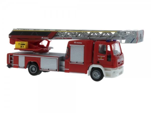 """72607 - Rietze - Magirus DLK M32 L-AS Drehleiter """"Feuerwehr Bad Rodach"""""""
