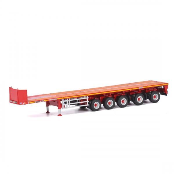 04-1173 - WSI - 5achs Goldhofer Ballastauflieger - Premium Line -