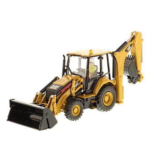 85249 - Diecast Masters - CAT 432F2 Baggerlader